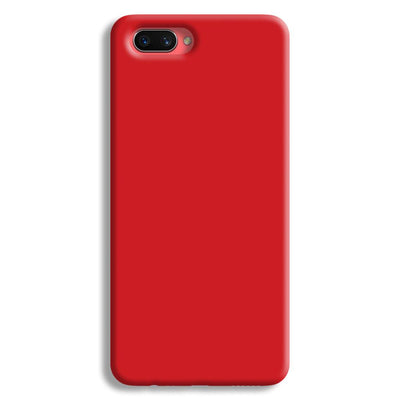 Light Red Oppo A3s Case
