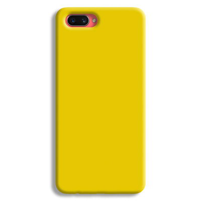 Yellow Shade Oppo A3s Case