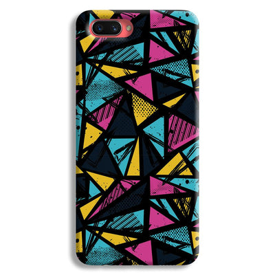 Abstract Oppo A3s Case