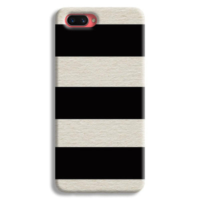 Black & White  Oppo A3s Case