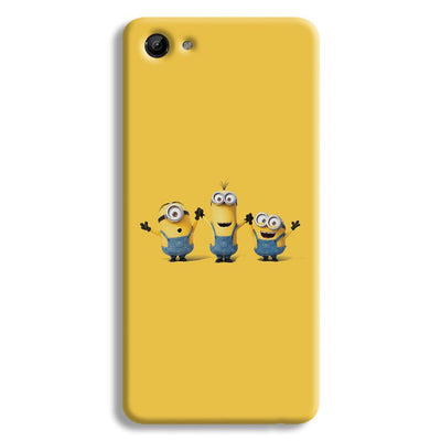 Three Minions Vivo Y81 Case
