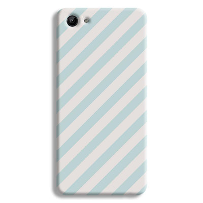 Stripe Pattern Vivo Y81 Case