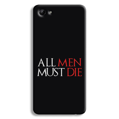 ALL MEN MUST DIE Vivo Y83 Case