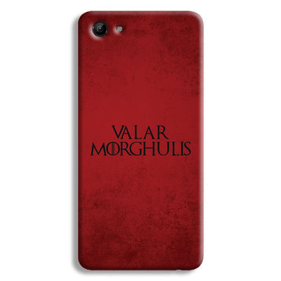VALAR MORGHULIS Vivo Y81 Case