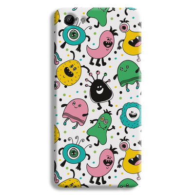 The Monsters Vivo Y83 Case