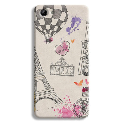 Paris Vivo Y83 Case