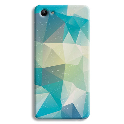 Tiles Mint Vivo Y81 Case