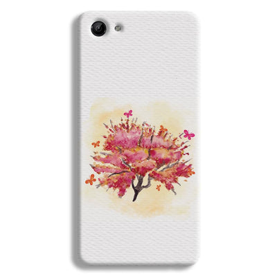 Butterfly Bush Vivo Y83 Case