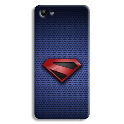 Superman Blue Vivo Y81 Case