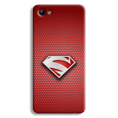 Superman Red Vivo Y81 Case