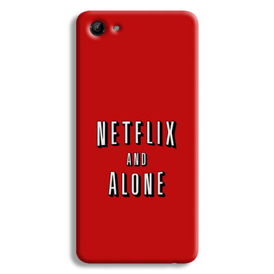 Netflix and Alone Vivo Y83 Case