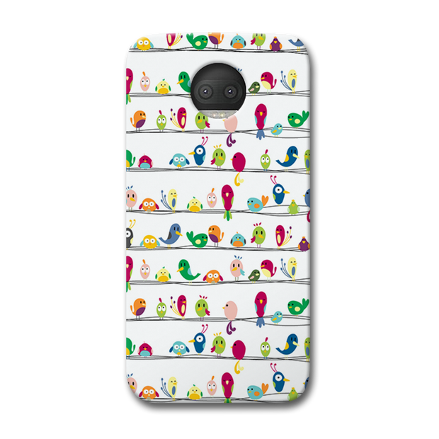 Birdies Moto G5s Plus Case