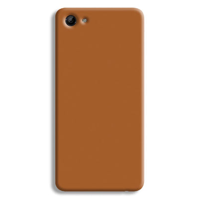 Light Brown Vivo Y83 Case