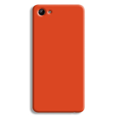Orange Vivo Y83 Case