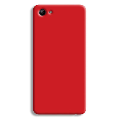 Light Red Vivo Y83 Case