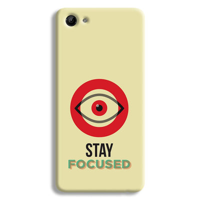 Stay Focussed Vivo Y81 Case