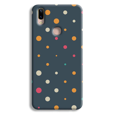Polka Dot Pattern Vivo V9 Case