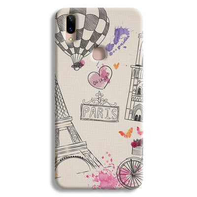 Paris Vivo V9 Case