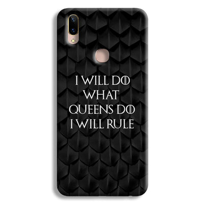 Daenerys Quotes Vivo Y85 Case