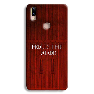Hold The Door Vivo Y85 Case