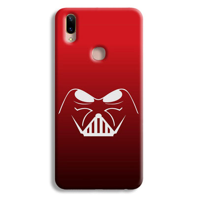 darth vader-Red Vivo Y85 Case