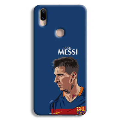 Messi Blue Vivo V9 Case