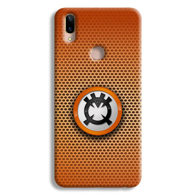 Orange Lantern Vivo V9 Case