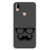 Cute mustache Gray Vivo Y85 Case