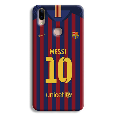 Messi (FC Barcelona) Jersey Vivo V9 Case