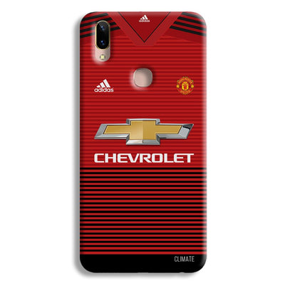Manchester United Jersey Vivo Y85 Case