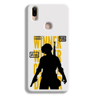 Pubg Winner Winner Vivo V9 Case
