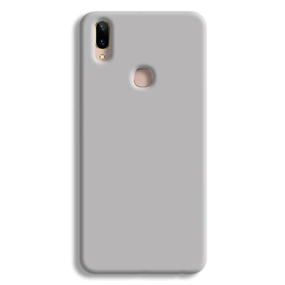 Light Grey Vivo V9 Case
