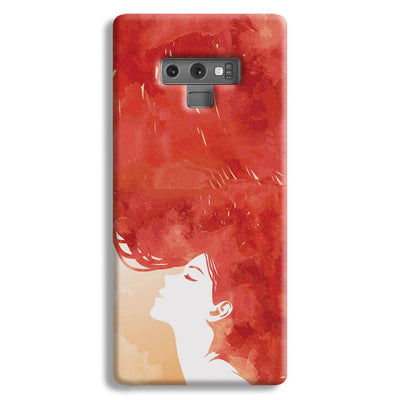 Red Cause Samsung Galaxy Note 9 Case