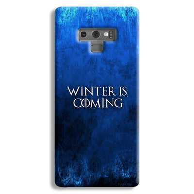 Winter is Coming Samsung Galaxy Note 9 Case