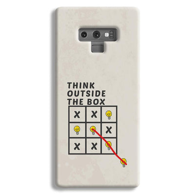 Think Outside the Box Samsung Galaxy Note 9 Case