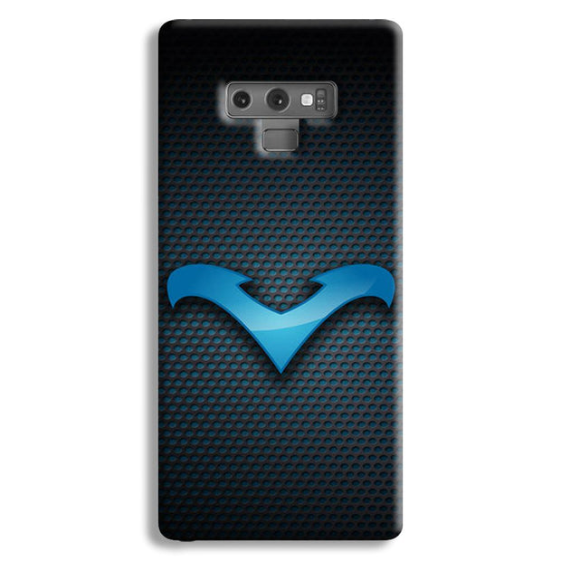 Nightwing Blue Samsung Galaxy Note 9 Case