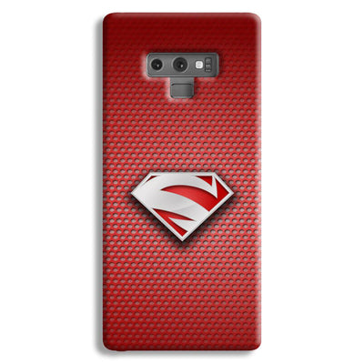 Superman Red Samsung Galaxy Note 9 Case