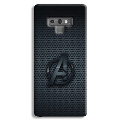 Avenger Grey Samsung Galaxy Note 9 Case