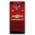 Manchester United Jersey Samsung Galaxy Note 9 Case