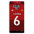 Pogba Jersey Samsung Galaxy Note 9 Case