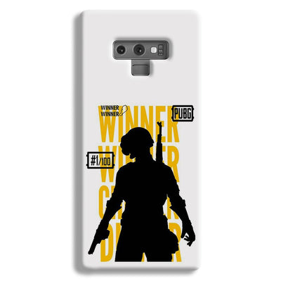 Pubg Winner Winner Samsung Galaxy Note 9 Case