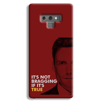 It's Not bragging if its true Samsung Galaxy Note 9 Case