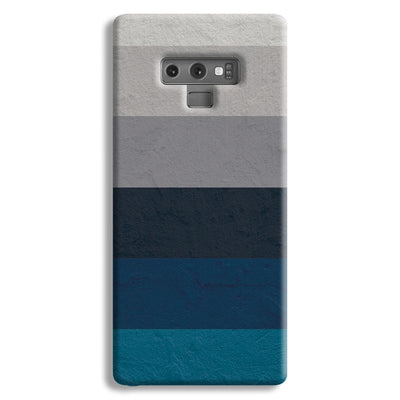 Greece Hues Samsung Galaxy Note 9 Case