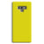 Yellow Samsung Galaxy Note 9 Case