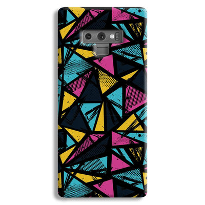 Abstract Samsung Galaxy Note 9 Case