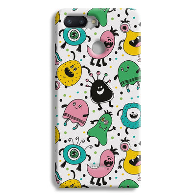 The Monsters Redmi 6 Case