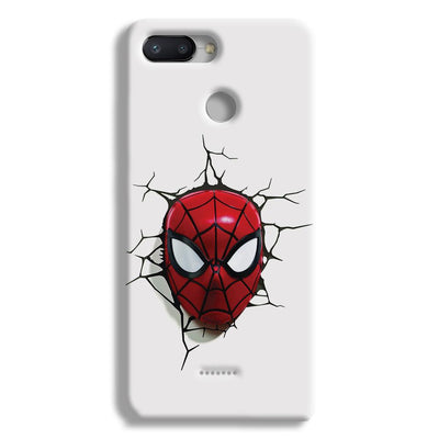 Spider Man Redmi 6 Case