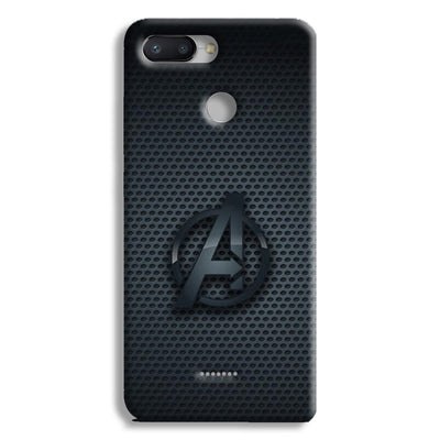 Avenger Grey Redmi 6 Case