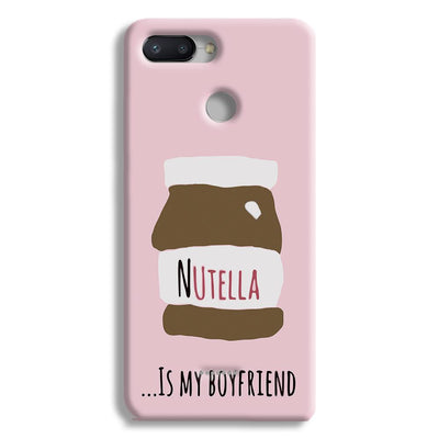 Nutella Redmi 6 Case