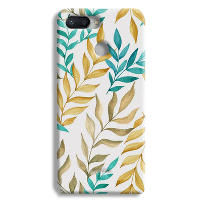 Tropical leaves  Redmi 6 Case